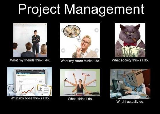 Что делает менеджер проекта